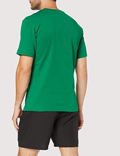 PUMA Bmg Badge Camiseta, Hombre, Power Green, L