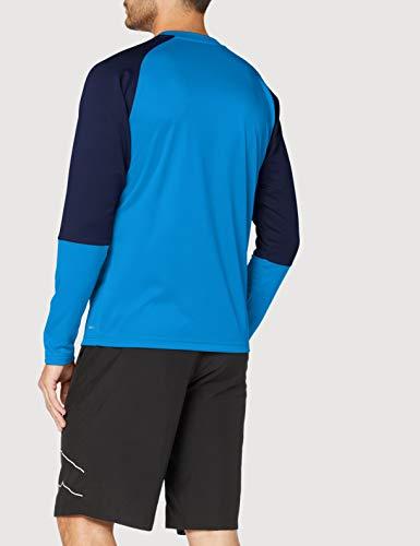 PUMA Cup Training Sweat Core Sudadera, Hombre, Azul (Electric Blue Lemonade/Peacoat), M
