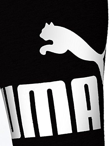 PUMA Essentials Logo W Legging Deportivo de Talle Alto, Mujer, Negro (Cotton Black), XL