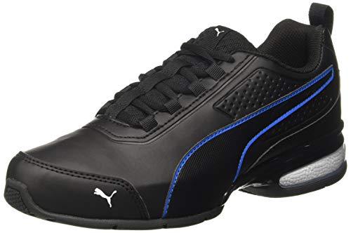 PUMA Leader VT SL, Zapatillas para Correr de Carretera para Hombre, Negro Black White/Indigo Bunting, 45 EU