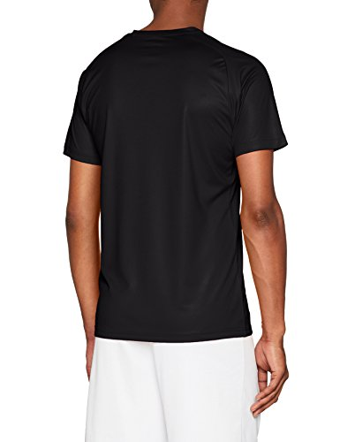 Puma Liga Core H Camiseta de Manga Corta, Hombre, Negro/Blanco Black White, XL