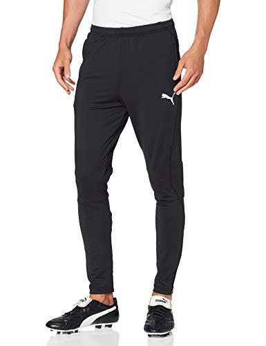 PUMA Liga Training Pants Pro Pantalones, Hombre, Puma Black-Puma White, M
