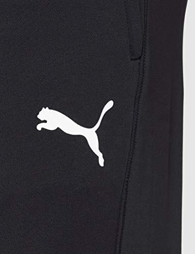 PUMA Liga Training Pants Pro Pantalones, Hombre, Puma Black-Puma White, S