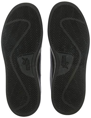 PUMA Smash V2 L, Zapatillas para Hombre, Negro Black Black, 42.5 EU