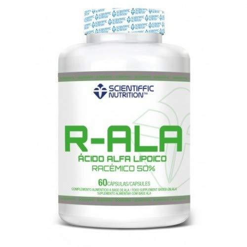 R-ala Acido Alfa LIPOICO RACEMICO 60 Caps - SCIENTIFFIC