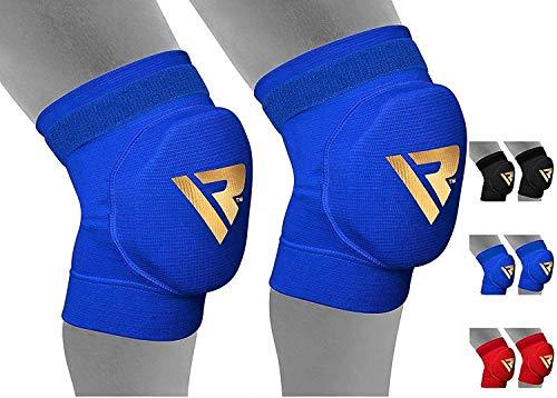 RDX Boxeo MMA Soporte Rodilla Deportivo Elástica Fitness Ligamento Rodillera Mueller Crossfit