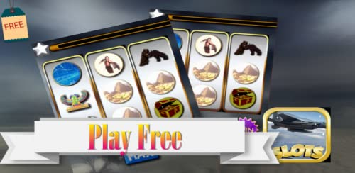 Real Casino Slots Online : Air Force 1On1 Edition - Free Casino Slot Machine Game With Progressive Jackpot And Bonus Games