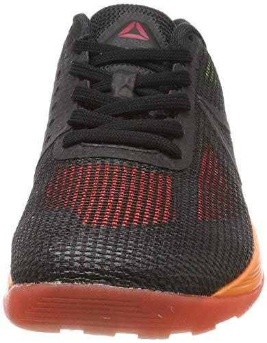 Reebok BD2830, Zapatillas de Deporte para Mujer, Naranja (Yao-Vitamin C/Solar Yellow/Black/Lead), 39 EU