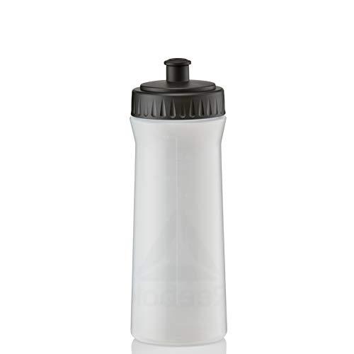 Reebok Botella de Agua - Claro/Negro, 750 ml