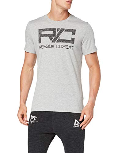 Reebok Cbt Core RC Camiseta, Hombre, Multicolor (brgrin), S