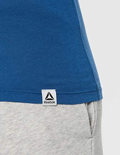 Reebok CF Games Crest Tank Camiseta, Mujer, Multicolor (bunblu), XS