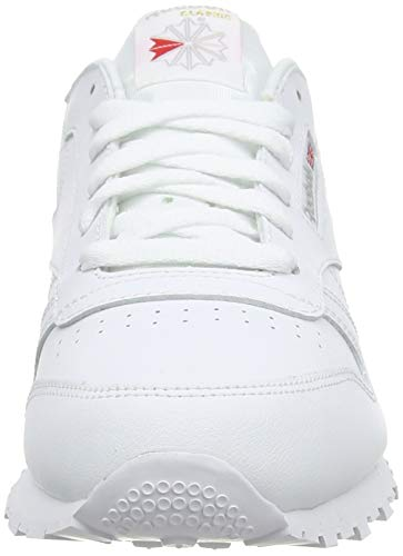 Reebok Classic Leather, Zapatillas de Trail Running para Niños, Blanco (White 0), 31 EU