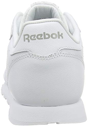 Reebok Classic Leather, Zapatillas de Trail Running para Niños, Blanco (White 0), 34 EU