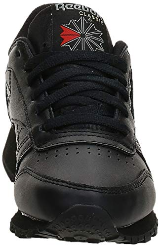 Reebok Classic Leather Zapatillas, Mujer, Negro (Int / Black), 38.5 EU