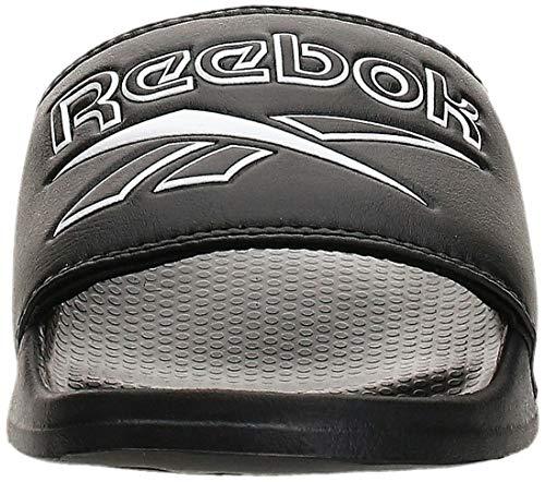 Reebok, Classic Slid Black DV4908, Chanclas para Mujer, 39