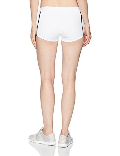 Reebok Crossfit Chase - Pantalones Cortos para Mujer, Mujer, Pantalones Cortos, D94939, Blanco, Small