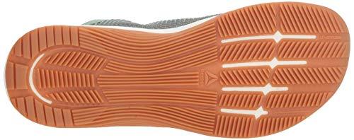 Reebok Crossfit Nano 8.0 Flexweave - Zapatillas de crossfit para mujer, Verde (Verde industrial/Gris tiza.), 35.5 EU