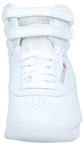 Reebok F/S Hi, Zapatillas de Deporte para Mujer, Blanco Weiß, 40 EU