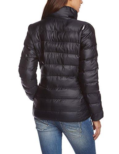 Reebok Jacke SSG Padded Chaqueta, Mujer, Negro, XL