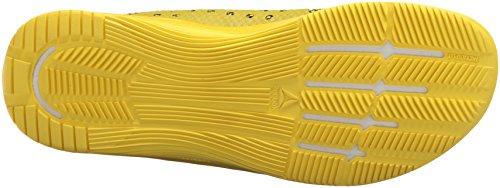 Reebok Men's CROSSFIT Nano 7.0 Cross Trainer, Bright Yellow/Black/White, 9 M US