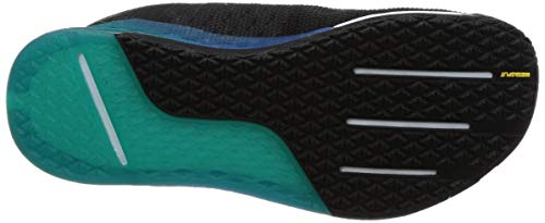 Reebok Nano 9, Zapatilla de Correr para Hombre, Black/Seatea/Humblu, 43 EU