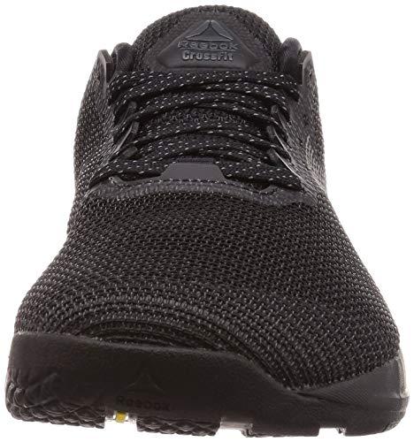 Reebok Nano 9, Zapatillas de Gimnasia para Hombre, Negro (Black/Black/Black Black/Black/Black), 40.5 EU