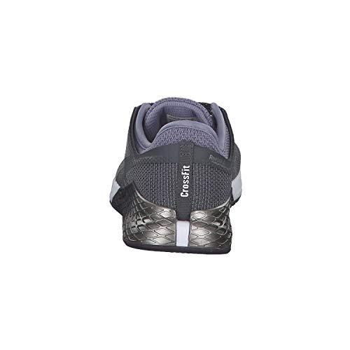 Reebok Nano 9, Zapatillas Deportivas para Mujer, Multicolor (CDGRY6/VIOHAZ/BLANCO), 40.5 EU