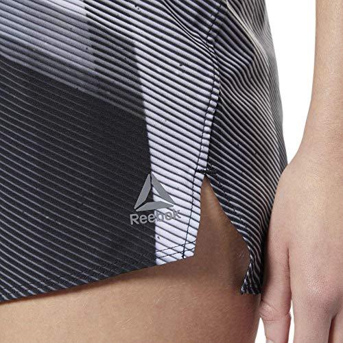 Reebok Os Epic Lightweight-V DIS Pantalón Corto, Mujer, Black, XS