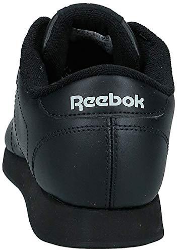 Reebok Princess, Zapatillas para Mujer, Negro (Black 001), 36 EU