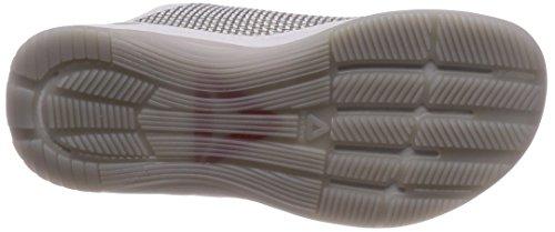 Reebok R Crossfit Nano 8.0, Zapatillas de Deporte para Mujer, Blanco (White/Skull Grey/Pure Silver White/Skull Grey/Pure Silver), 40.5 EU