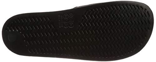 Reebok RBK FULGERE Slide, Zapatos de Playa y Piscina para Hombre, Negro (Black 000), 43 EU