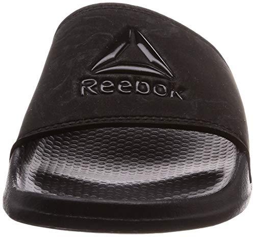 Reebok RBK FULGERE Slide, Zapatos de Playa y Piscina para Mujer, Negro (Black Cn6466), 36 EU