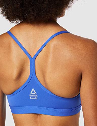 Reebok RC Skinny Bra Graphic Top, Mujer, crucob, XS