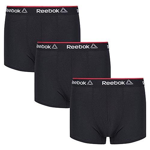 Reebok Redgrave Bóxer, Hombre, Negro (Black PKA), X-Large