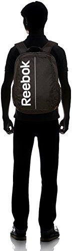 Reebok Sport Royal Bolso, Unisex Adulto, Negro (Black), 41 Centimeters