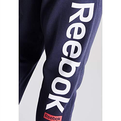 Reebok Te Big Logo Hombre, Hernvy, M
