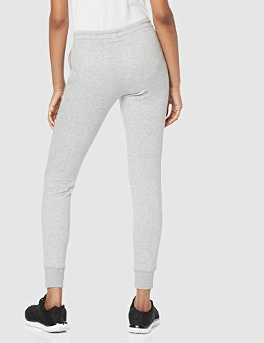 Reebok TE FL C Pantalones, Mujer, Brezo Gris intermedio, M