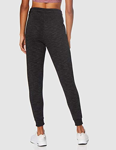 Reebok TE Marble Pantalones, Mujer, Negro, L