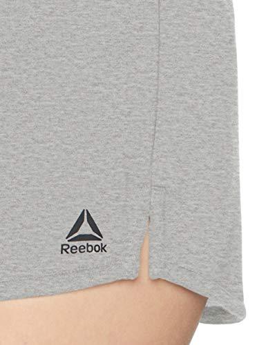 Reebok Te Simple Shrt Pantalón Corto, Mujer, brgrin, 2XS