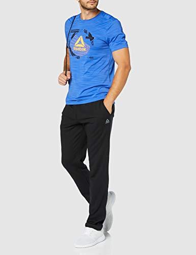 Reebok Wor Activchill Graph SS T Camiseta, Hombre, crucob, S