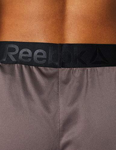 Reebok Wor Easy Pantalón Corto, Mujer, Multicolor (almgre), 2XS
