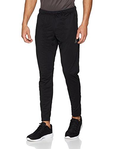 Reebok Wor SL Trckstr Pant Pantalón, Hombre, Negro/Negro, XL