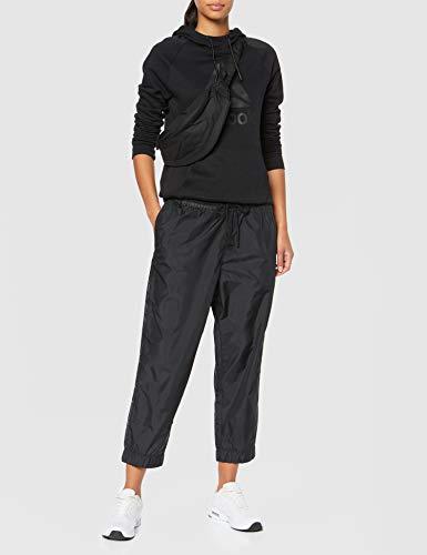 Reebok Wor Woven Pantalón de Chándal, Mujer, Negro, S