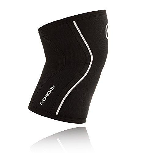 Rehband RX - Rodillera (talla M), color negro