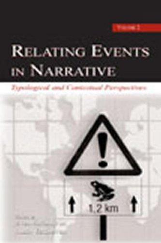 Relating Events Narrative Set (English Edition)