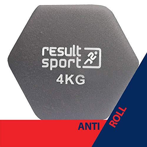 ResultSport - Lote de 2 Mancuernas - Talla: 2 x 5kg