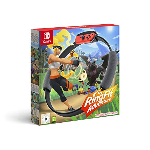 Ring Fit Adventure - Nintendo Switch [Importación italiana]