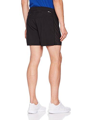 """Salomon Shorts para running, AGILE 5"""", tafetán, negro, hombre, talla: M, l40120100"""