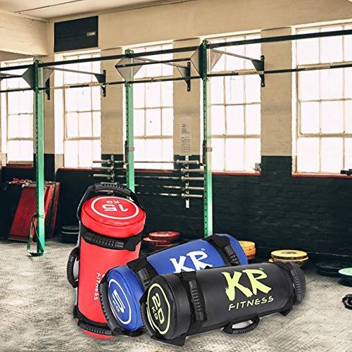 Sandbag Bolsas De Arena 5kg 10kg 15kg 20 Kg Saco De Arena Fitness Power Bag Saco De Arena Para Entrenamiento Levantamiento De Pesas, Levantamiento De Pesas, Ejercicio, Carrera (1pcs Color Al Azar)