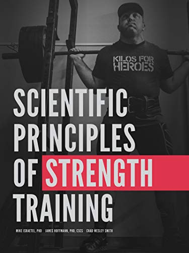 Scientific Principles of Strength Training: With Applications to Powerlifting (English Edition)